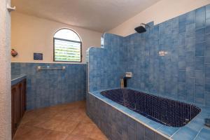 Luna Azul, Unit #3, Апартаменты  Акумаль - big - 34