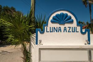 Luna Azul, Unit #3, Апартаменты  Акумаль - big - 39