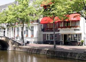 Hotel Leeuwenbrug, 2611 EE Delft