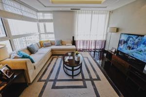 Lanson Place Jinlin Tiandi Residence Shanghai, Aparthotels  Shanghai - big - 4