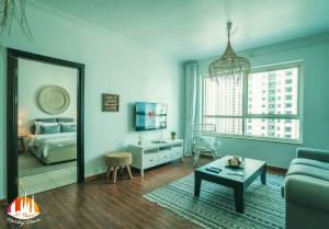 A C Pearl Holiday - Two steps to JBR Beach - Dubai