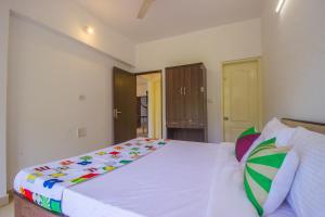 Elegant 1BHK in Panjim, Goa, Apartmanok  Marmagao - big - 44