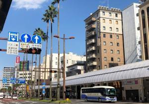 Auberges de jeunesse - APA Hotel Miyazaki-eki Tachibana-dori