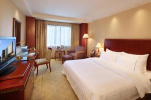Jianguo Hotel Shanghai, Szállodák  Sanghaj - big - 2