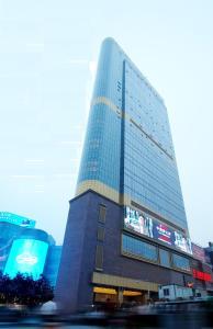 Guangzhou Grand View WangHao Golden Palace Apartment