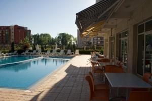 Sunny House Apart Hotel, Residence  Sunny Beach - big - 74