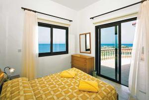 Cleopatra Beach, Vily  Pomos - big - 12