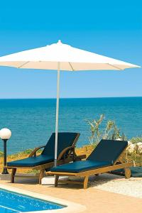 Cleopatra Beach, Vily  Pomos - big - 9