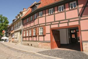 Urlaub im Fachwerk - Klink, Appartamenti  Quedlinburg - big - 53