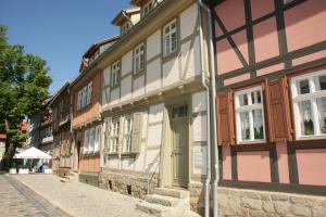 Urlaub im Fachwerk - Klink, Appartamenti  Quedlinburg - big - 57