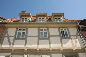 Urlaub im Fachwerk - Klink, Appartamenti  Quedlinburg - big - 38