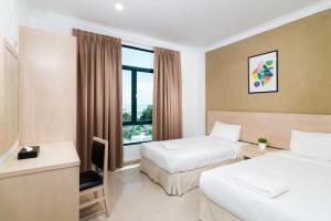 Golden View Serviced Apartments, Apartmanok  George Town - big - 43