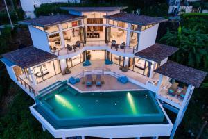 Villa Pearl - 5 Bed Panoramic Views - Ban Khlong Mae Nam