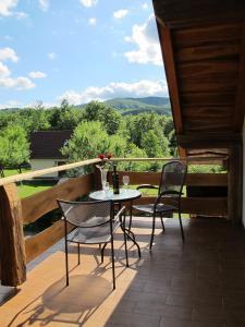 B&B Plitvica Lodge - Plitvica Selo