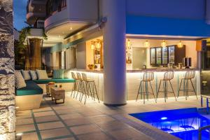 Anesis Blue Boutique Hotel, Hotely  Hersonissos - big - 41