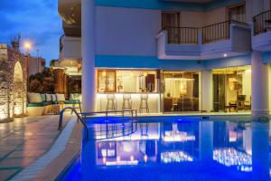 Anesis Blue Boutique Hotel, Hotely  Hersonissos - big - 32