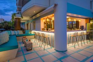 Anesis Blue Boutique Hotel, Hotely  Hersonissos - big - 27