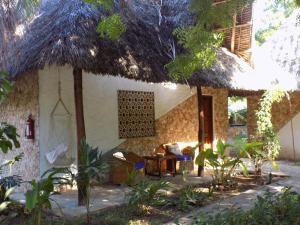 Echo Villas Watamu, Chaty v prírode  Watamu - big - 24