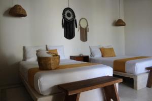 Tierra Mia Boutique Hotel, Hotely  Ostrov Holbox - big - 38