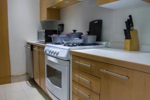 Puerta Alameda Suites, Appartamenti  Città del Messico - big - 42