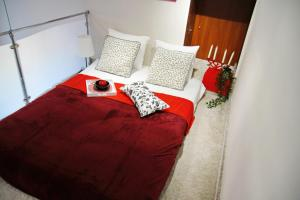 Red White Apartment near Wawel Castle
