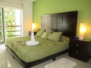 VIA TENDENZA- CONDO FOR 4, Ferienwohnungen  Playa del Carmen - big - 19