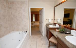 One Bedroom Bora Bora with Full Kitchen Suites at Tahiti Village Resort and Spa