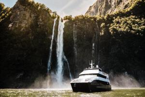 Milford Sound Overnight Cruise..
