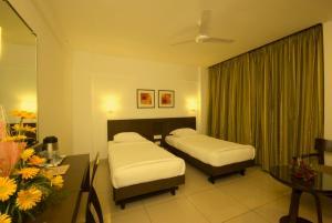 Shantai Hotel, Hotel  Pune - big - 42
