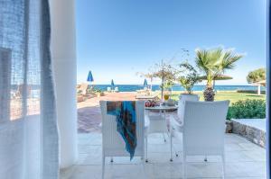 Pyrgos Blue, Apartmanhotelek  Mália - big - 21