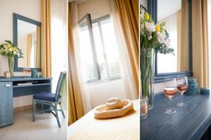 Hotel Metropol, Отели  Диано-Марина - big - 4