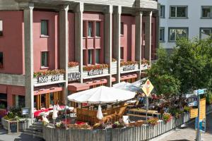 Hauser Swiss Quality Hotel - St. Moritz