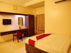 Century Palace, Hotels  Chennai - big - 22