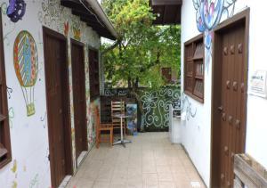 About Floripa Hostel, Hostelek  Florianópolis - big - 34