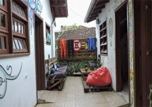 About Floripa Hostel, Hostelek  Florianópolis - big - 31