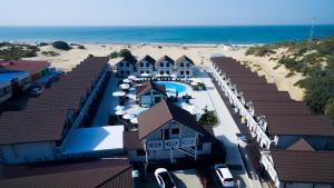 Отели Анапы с песчаным пляжем