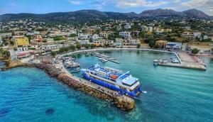 Attica Hotel Ephie Aegina Greece