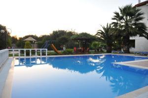 Villa Dimitris Apartments & Bungalows, Apartmány  Lefkada - big - 16