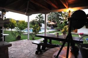Villa Dimitris Apartments & Bungalows, Apartmány  Lefkada - big - 41