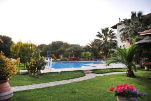 Villa Dimitris Apartments & Bungalows, Apartmány  Lefkada - big - 35