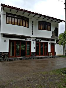 Hostal Restaurant Gocta, Hostelek  Cocachimba - big - 45
