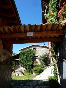 Casa Rural Cal Rei, Country houses  Lles - big - 57