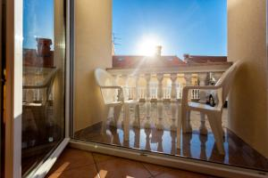 Guesthouse Villa Adria, Affittacamere  Malinska - big - 8