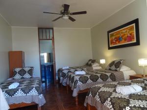 Hotel Curasi, Hotely  Ica - big - 30
