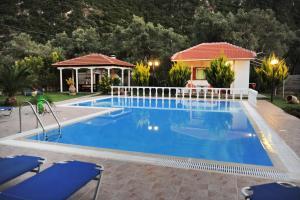 Villa Dimitris Apartments & Bungalows, Apartmány  Lefkada - big - 22