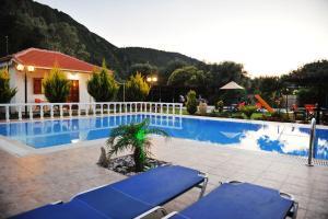 Villa Dimitris Apartments & Bungalows, Apartmány  Lefkada - big - 34