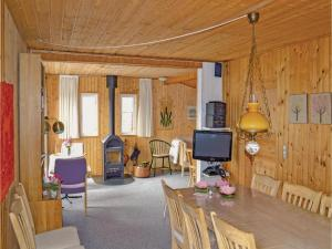 Holiday home Bjerregårdsvej Denmark, Nyaralók  Bjerregård - big - 7