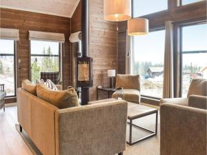 Two-Bedroom Holiday Home in Lillehammer - Hotel - Hafjell / Lillehammer