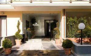 Excel Hotel Roma Ciampino, Szállodák  Marino - big - 29