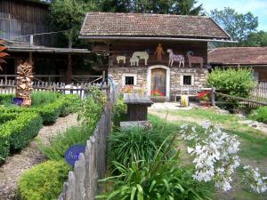 Gästehaus Rachelblick, Apartmanok  Frauenau - big - 33